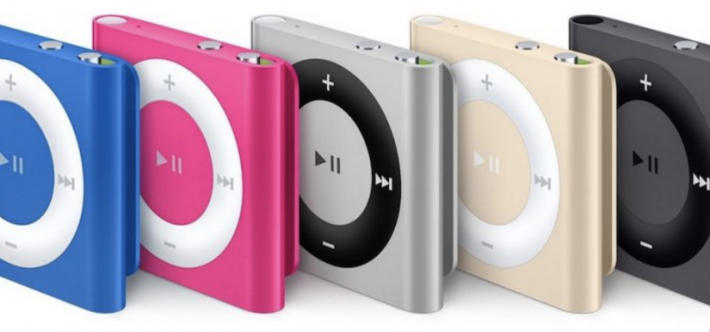 Donate iPods